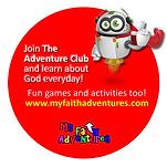 My Faith Adventures Free Printable