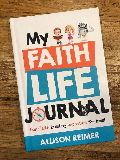 My Faith Life Journal