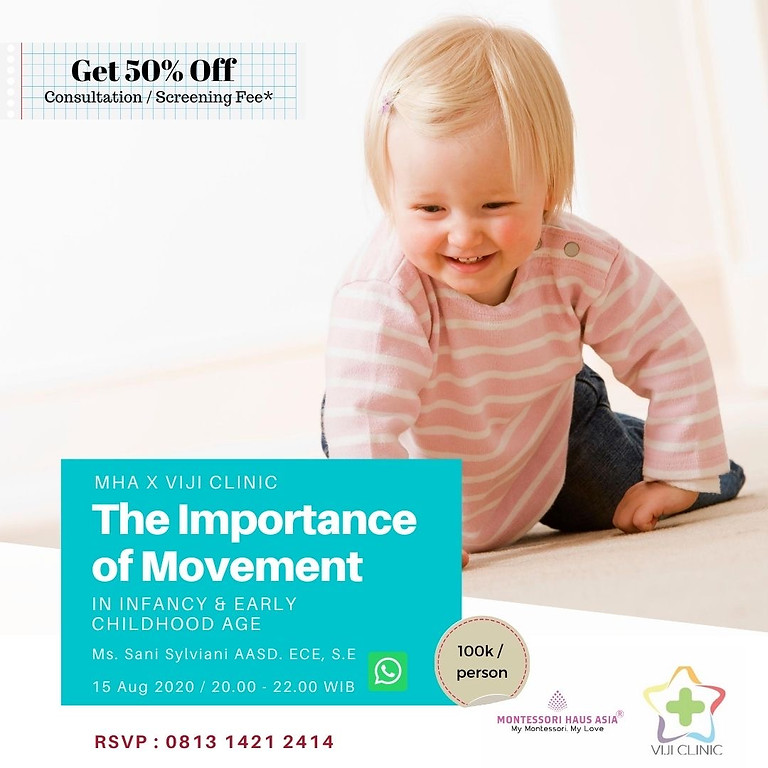 The Importance of Movement