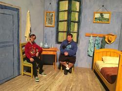 Van Gogh's Bedroom - Spark Arena