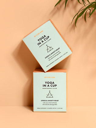 Wylde One Yoga in a Cup Single Packet