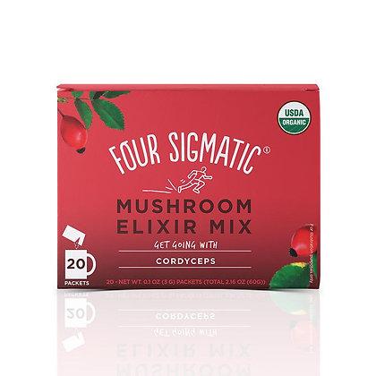 Four Sigmatic Cordyceps Elixir Single Packet