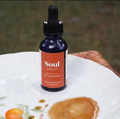 Soul Addict CBD + Elderberry Elixir