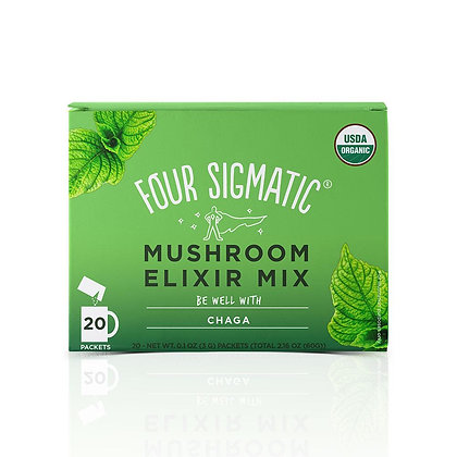 Four Sigmatic Chaga Elixir Single Packet