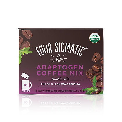 Four Sigmatic Adaptogen Coffee Mix Single Packet