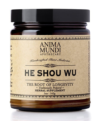 Anima Mundi He Shou Wu Root of Longevity