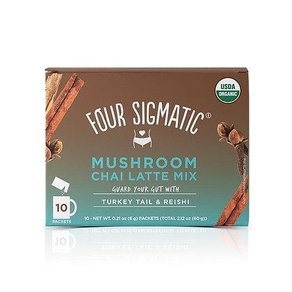 Four Sigmatic Mushroom Chai Latte Mix Single Packet