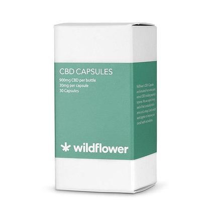 Wildflower Hemp CBD Capsules