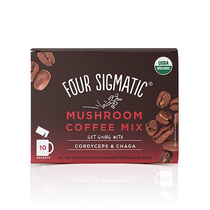 Four Sigmatic Coffee With Cordyceps Single Packet