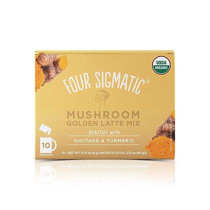 Four Sigmatic Mushroom Golden Latte Single Packet