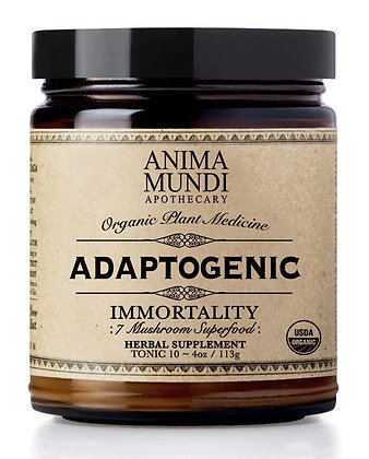 Anima Mundi Adaptogenic Immortality