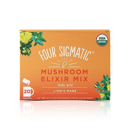 Four Sigmatic Lion's Mane Elixir Single Packet