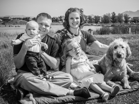 Family Pictures {Craddock Family}