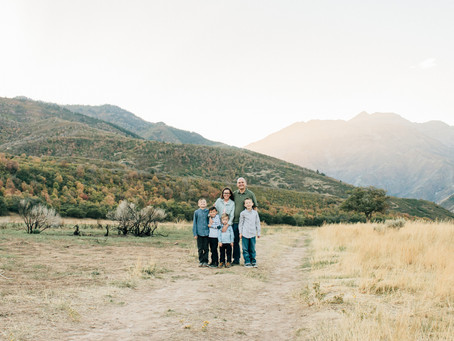 Family Pictures {Hinckley Family}