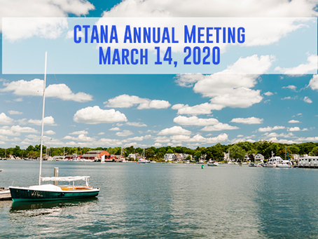 Join CTANA for our 2020 Annual Meeting