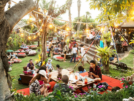 """CANGGU: El pueblo más """"cool"""" de Bali"""