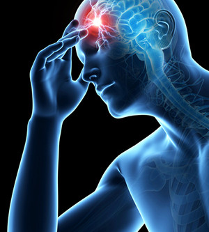 The increased risk of a stroke from poor oral health