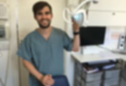 SAm JArvis, dental hygienist, Camden, London
