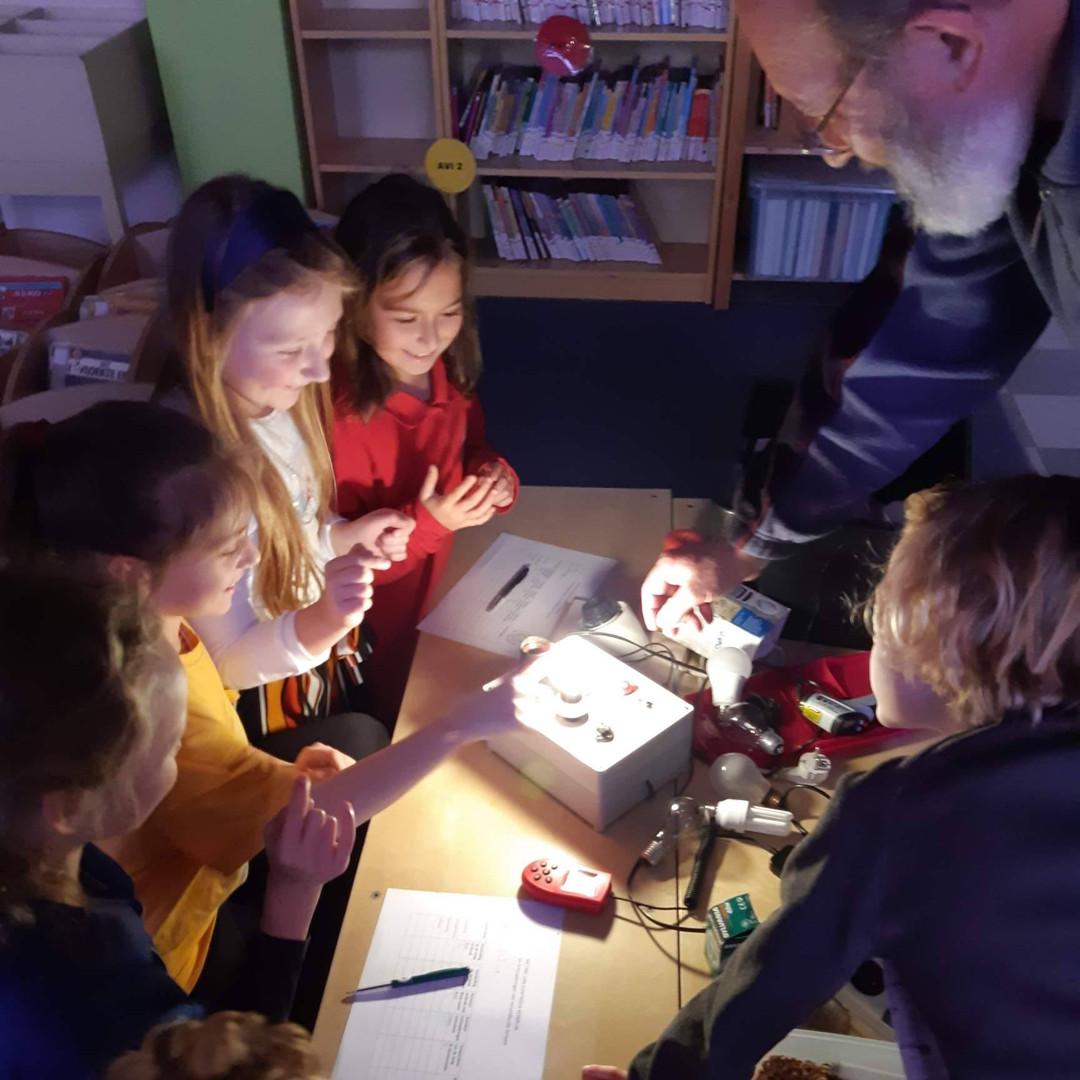 Energiezuinig op school: jong geleerd is oud gedaan