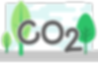 CO2 bespaard