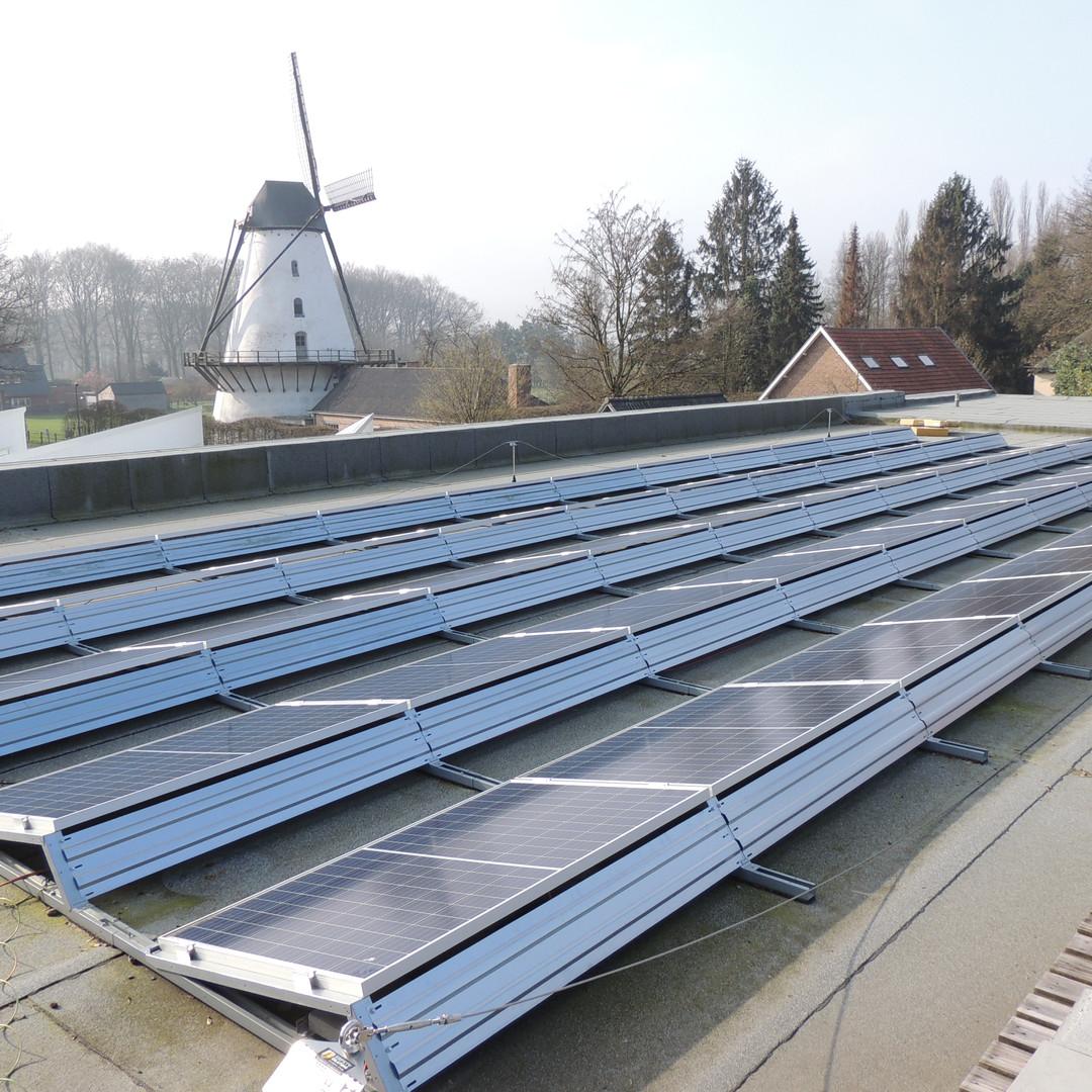 Klimaatscholen 2050: Zon op jouw school
