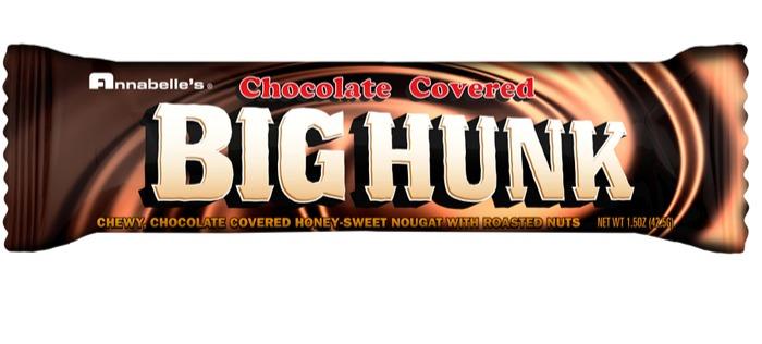 BIG HUNK CHOC