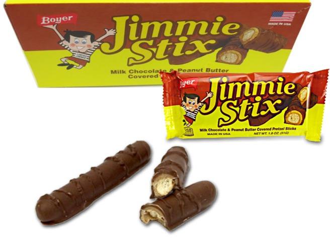 JIMMIE STIX