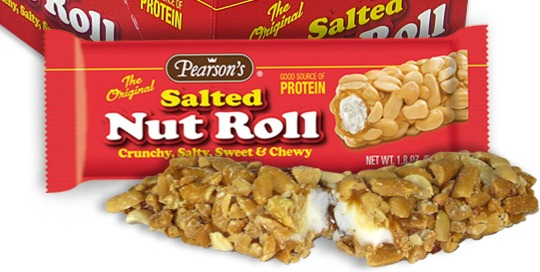 PEARSONS NUT ROLL