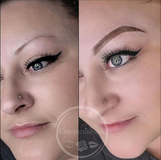 Brow Transformations