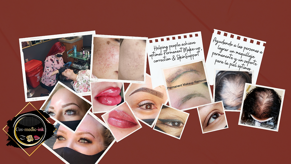 Pink and White Feminine Scrapbook Makeup Collage Handwritten Quote Facebook Cover (4).png