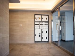 Entrance(Mailbox)