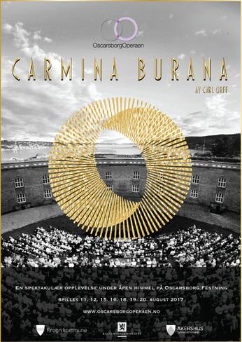 Oscarsborgoperaen Carmina Burana