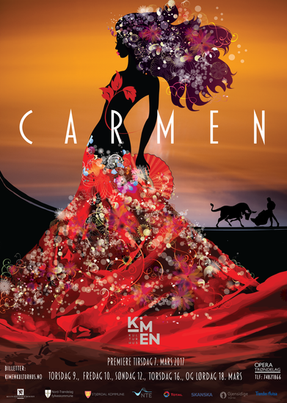 Kristiansund og Trøndelag teater - Carmen