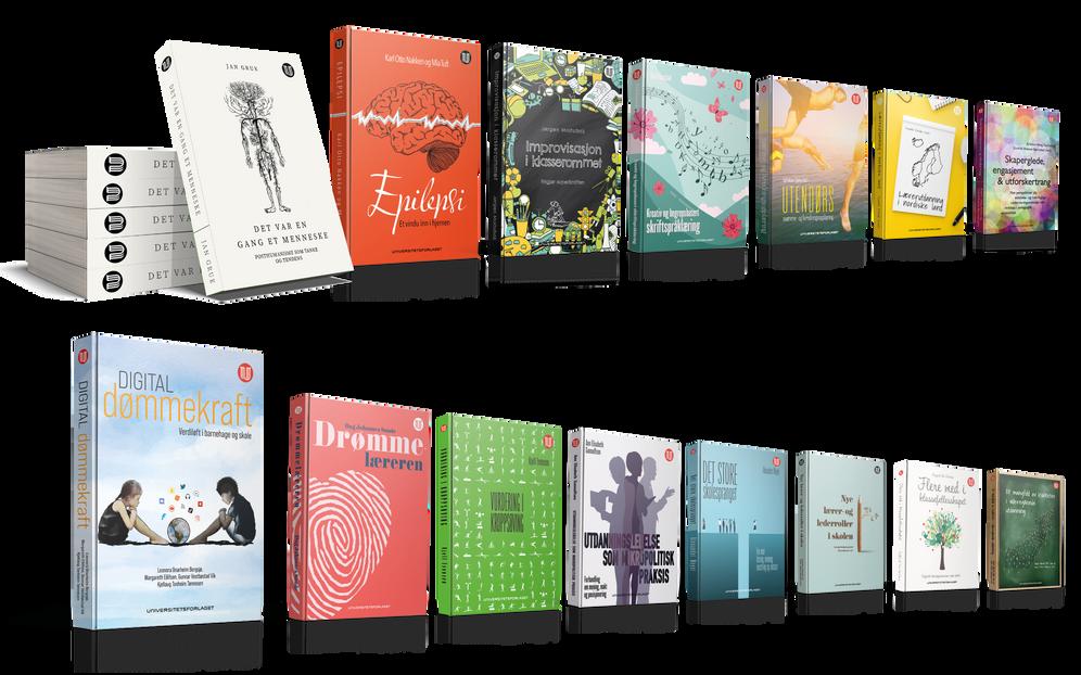 Universitetsforlaget bøker