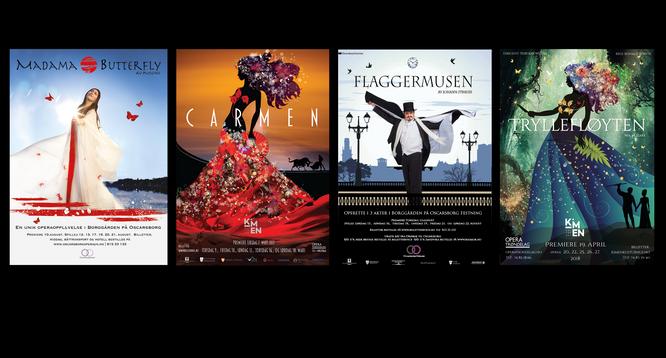Opera oppsetniner