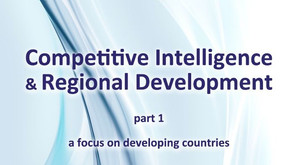 Competitive Intelligence and Developing Countries