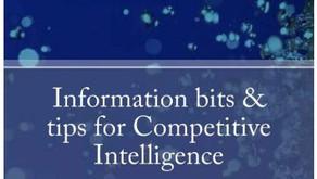 Information - Bits and Tips for Competitive Intelligence