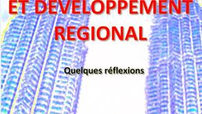 Compétitive Intelligence et Développement Régional. Quelques réflexions.