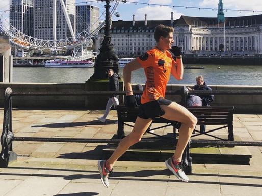 Bester's Top Tips to improve your 5k and 10k time