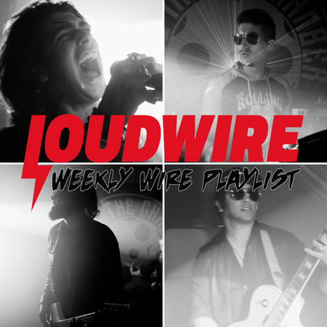 "Stream ""To The Gallows"" On Loudwire's Weekly Wire Spotify Playlist!"