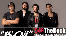 "94.9 The Rock Features ""Blow""!"