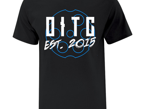 Celebrate 5 Years Of OITC With Limited Anniversary Shirt!