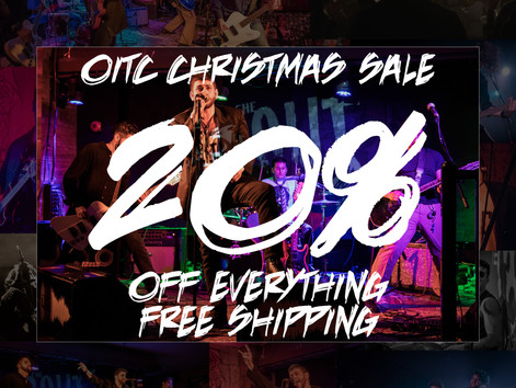 20% Off Everything & Free Shipping: Enjoy The OITC Christmas Sale