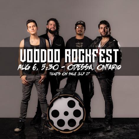 Catch OITC Live At Voodoo Rockfest