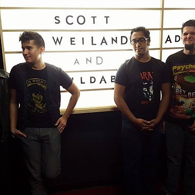 Scott Weiland & The Wildabouts - Adeliade Hall