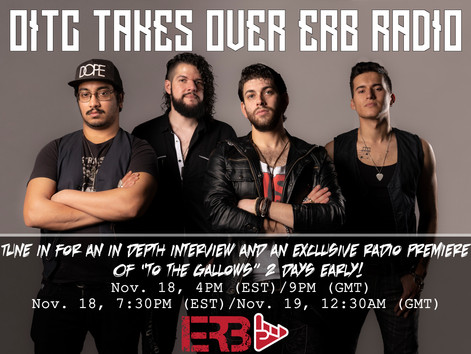 "Exclusive Radio Premiere Of ""To The Gallows"""