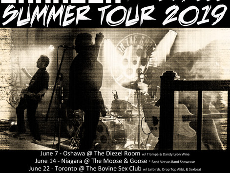"One In The Chamber Announces the ""I've Got Something To Say..."" Summer Tour!"