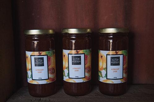 Hillside Harvest Apricot Jam 280g