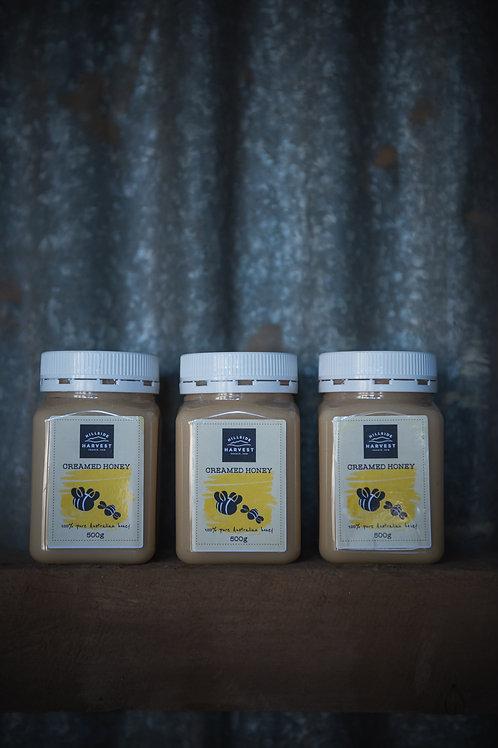 Hillside Harvest Creamed Honey 500g