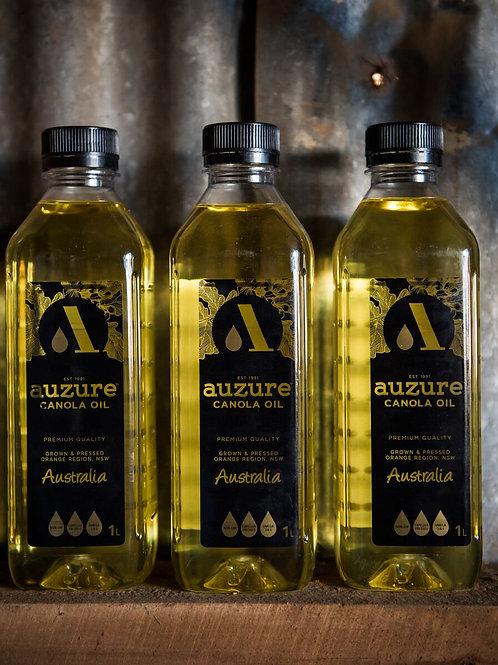 Auzure Canola Oil 1 Litre